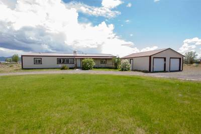 Battle Mountain Manufactured Home For Sale: 2130 Mary Jo Drive