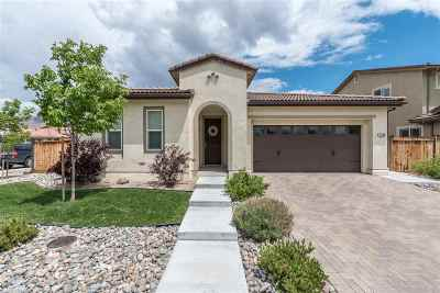 Reno Single Family Home For Sale: 9340 Mill Iron Rd