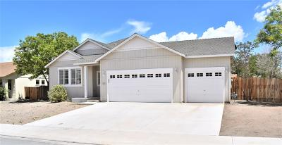 Fernley Single Family Home Active/Pending-Loan: 1329 Winnie's Lane