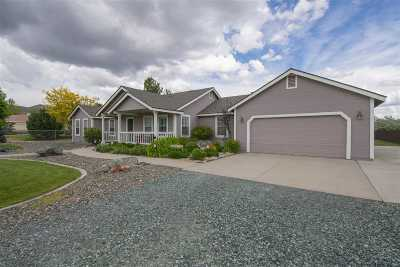 Carson City Single Family Home Back On Market: 4201 Emerson Drive