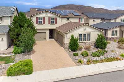 Reno Single Family Home For Sale: 2075 Long Hollow