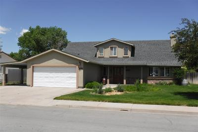 Winnemucca Single Family Home Active/Pending-Call: 5027 Snowy Mountain Dr.