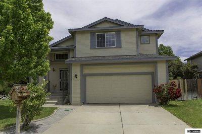 Reno Single Family Home For Sale: 1458 Backer Way