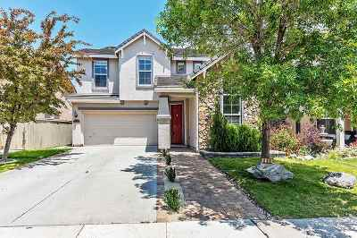 Reno NV Single Family Home Active/Pending-Loan: $479,000