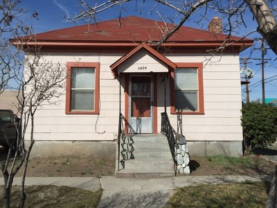 Reno Rental For Rent: 1027 W 2nd Street
