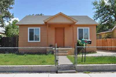 Sparks Multi Family Home For Sale: 1621 & 1621 1/2 H Street