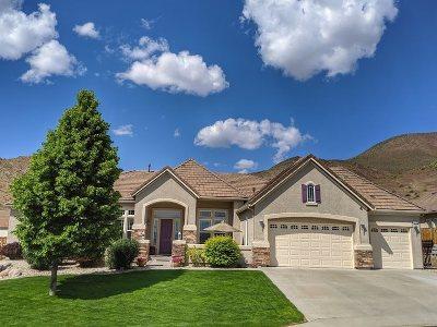 Single Family Home Active/Pending-Call: 7410 Rough Rock Drive