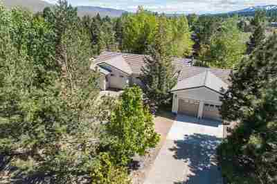 Washoe County Single Family Home Active/Pending-Loan: 5380 Tannerwood Drive