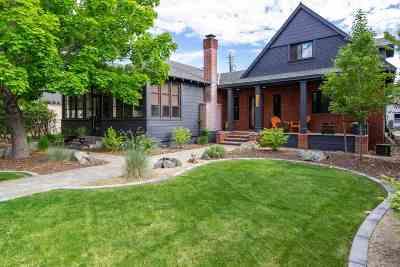 Minden Single Family Home For Sale: 1622 Esmeralda