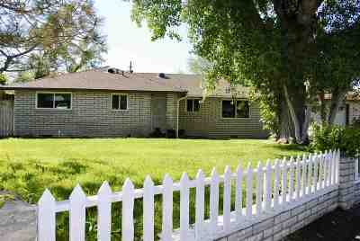 Carson City Single Family Home For Sale: 20 Milliman