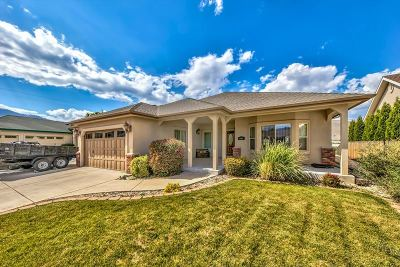 Carson City Single Family Home For Sale: 1664 Robb Drive