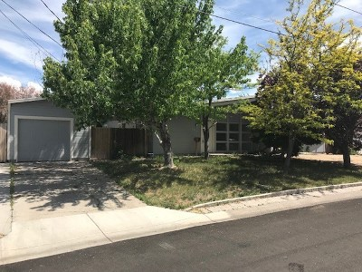 Reno Condo/Townhouse For Sale: 11852 Rocky Mountain St