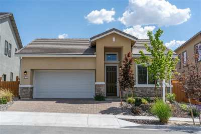 Sparks Single Family Home Active/Pending-House: 3173 Heather Flume