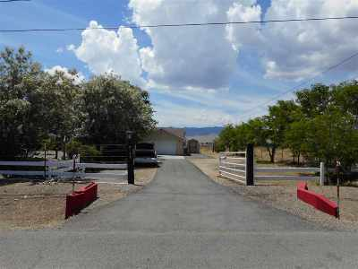 Stagecoach Single Family Home Active/Pending-Loan: 5175 Cheyenne Trail