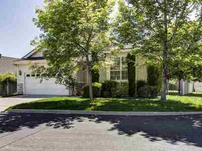 Reno Single Family Home For Sale: 6131 Wycliffe Circle