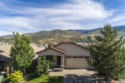 Reno Single Family Home For Sale: 8171 Highland Flume Circle