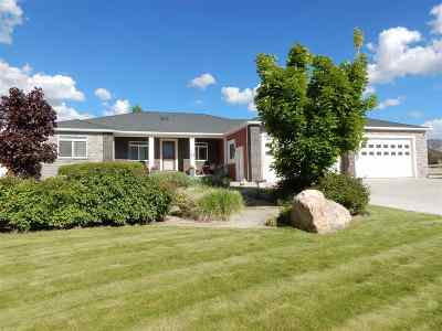 Winnemucca Single Family Home For Sale: 2887 Paiute St