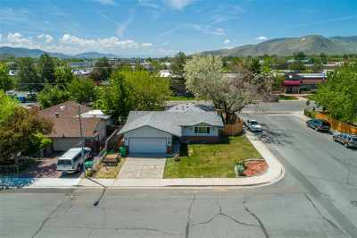 Carson City Single Family Home For Sale: 219 Stonegate Way