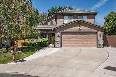 Reno Single Family Home Active/Pending-Loan: 2721 Admiral