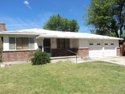 Carson City Single Family Home For Sale: 206 Annapolis Ave