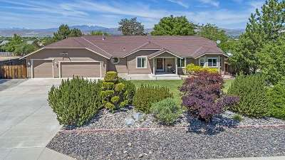 Sparks Single Family Home Active/Pending-Call: 8675 Eaglenest Rd.