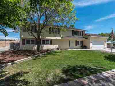 Reno Single Family Home Price Reduced: 10350 Aldebaran Dr