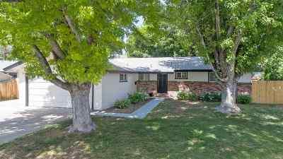 Carson City Single Family Home Active/Pending-Loan: 408 Catalpa Way