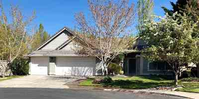Reno Single Family Home Active/Pending-Call: 9780 Rolling Rock Court