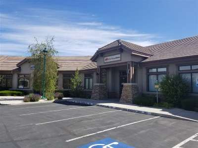 Reno Commercial For Sale: 140 W Huffaker Lane #506