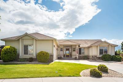 Gardnerville Single Family Home Active/Pending-Loan: 1042 Maverick