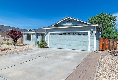 Carson City Single Family Home For Sale: 1229 Jacobs Way