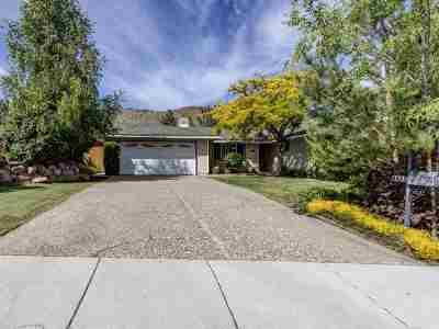 Reno Single Family Home For Sale: 4425 Gibraltar Dr.