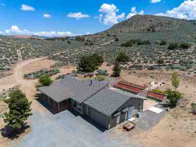 Reno Single Family Home Active/Pending-Loan: 4905 Axe Handle Canyon