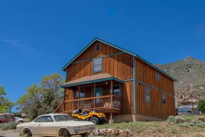 Virginia City Single Family Home For Sale: 105 S N St.