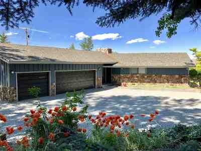 Carson City Single Family Home Active/Pending-Loan: 3070 Kings Canyon Road