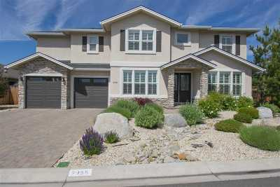 Carson City Single Family Home Price Reduced: 2958 Gentile Ct