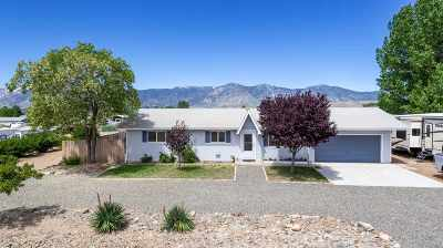 Minden NV Single Family Home Active/Pending-Loan: $489,000