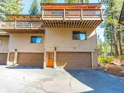 Incline Village Condo/Townhouse Price Reduced: 830 Oriole #21
