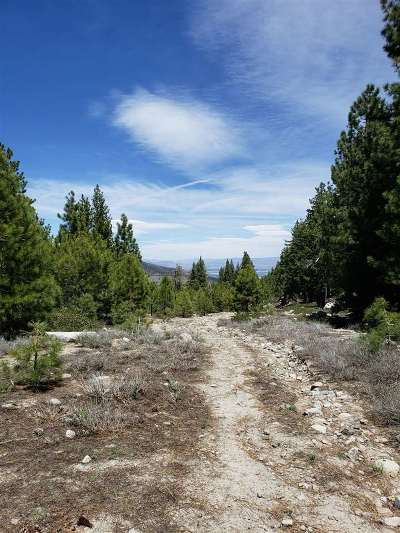 Reno Residential Lots & Land For Sale: Mount Rose