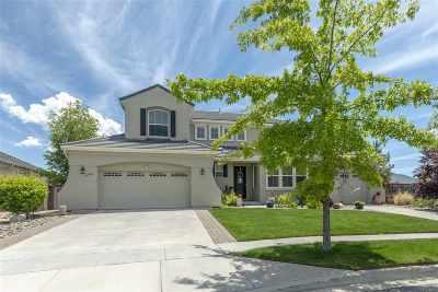 Reno Single Family Home Active/Pending-Call: 8986 Beacon Ridge Trail