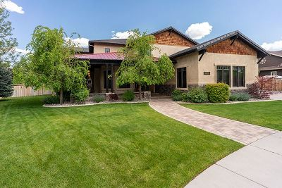 Sparks Single Family Home For Sale: 7332 Diamond Oaks Court