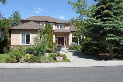 Reno Single Family Home For Sale: 1450 Highland Pines Drive