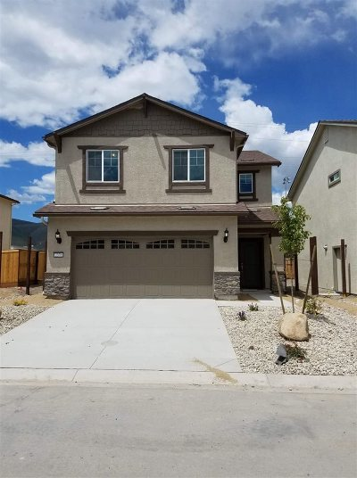 Carson City Single Family Home Active/Pending-House: 2376 Pintail Dr.