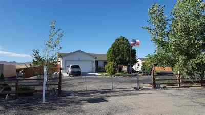 Stagecoach Single Family Home Active/Pending-Loan: 8560 Iroquois Trail