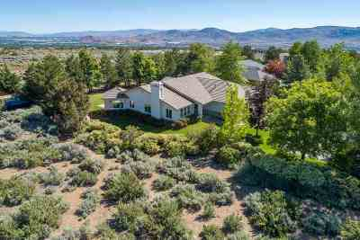 Reno Single Family Home Price Reduced: 4445 Wild Eagle Terrace