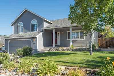 Carson City Single Family Home Active/Pending-Loan: 1878 Kingsley Lane