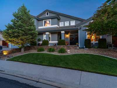 Reno Single Family Home For Sale: 6002 Clear Creek Drive