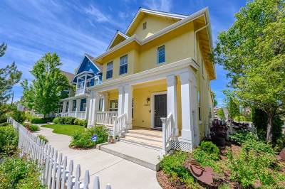 Reno Single Family Home Price Reduced: 3230 Paragon Place
