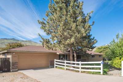 Washoe County Single Family Home For Sale: 2205 Blue Heron Cir.