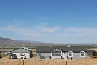 Winnemucca Manufactured Home For Sale: 10640 Reins Way